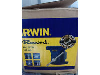 Record Irwin PEV1 Pro Entry Mechanics Vice - New Boxed