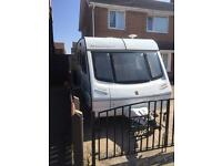 Abbey wyndrush 470/2 berth caravan