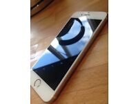 Apple iPhone 6s - rose gold - 16GB - unlocked - perfect condition