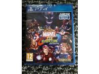 Marvel Vs Capcom Ps4 NEW!