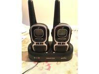 Binatone Terrain 350 2-Way Radio Walkie Talkies - Ex Cond