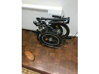 Di Blasi Folding Adult Tricycle. 16inch wheels