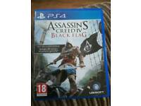 PS4 game Black flag