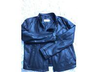 Calvin Klein - Real Leather Jacket