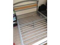 Double bed frame for sale (bedframe)