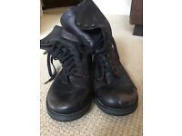 Men's Leather Ben Sherman Boots For Sale (only worn once)