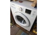 Immaculate Samsung Eco Bubble Washing Machine