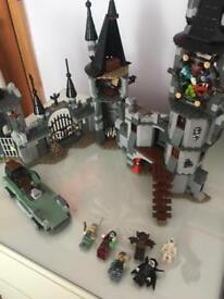 Lego monster fighters castle