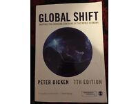 Global Shift 7th Edition by Peter Dicken