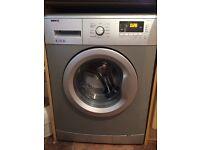 Beko WMB61431S Washing Machine in Silver