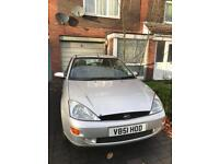 Ford Focus automatic 1.6 petrol