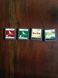 Job lot of Nintendo DS games- £20 collect Fareham po15