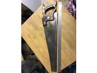 Disston Saws - Vintage/Barn Find/Restoration