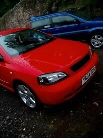 Vauxhall Astra bertone