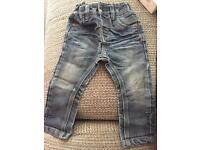 3 pairs boys 6-9 months Next & Early days