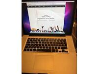 Apple BARGAIN..Macbook Pro 2008 with carry case and charger