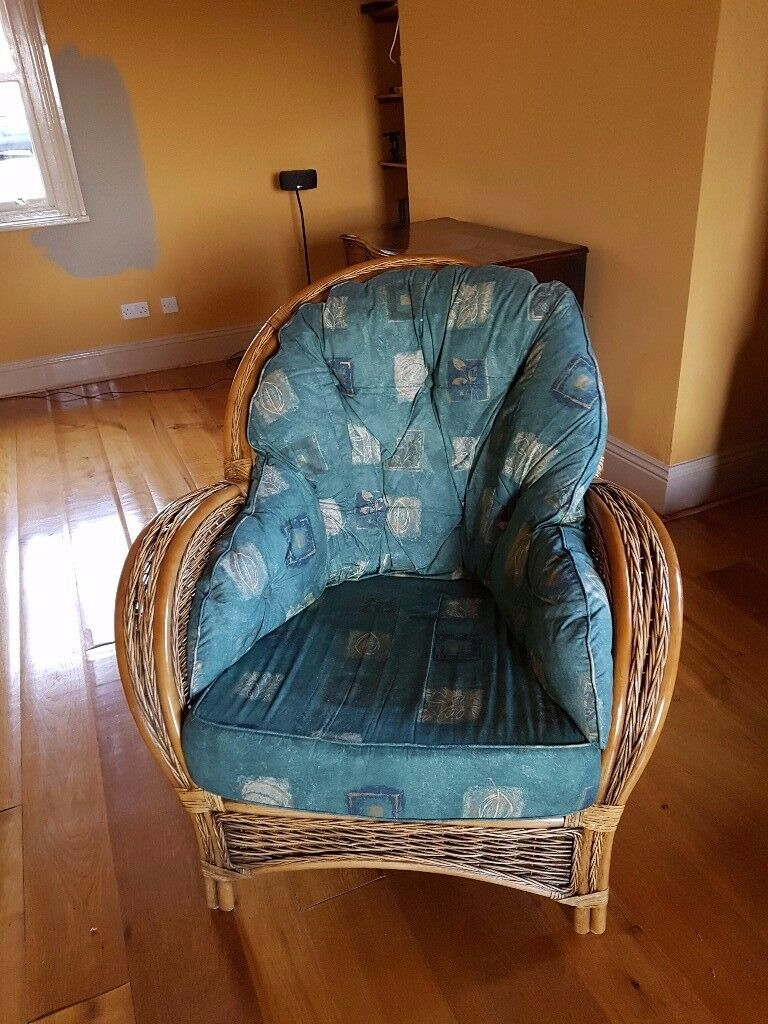 Cane Consevatory Furniture