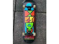 Krooked skateboard