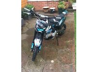 Welsh pit bike 140cc 2014 model