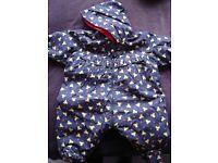 Mothercare Snowsuit