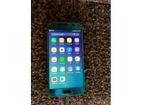 SAMSUNG GALAXY S6 32GB LIMTED EDITION TOPAZ BLUE