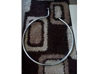 CIRCULAR SHOWER RAIL £10.