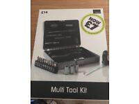 Multi tool kit Next