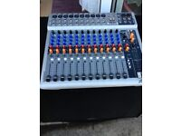 Mixer Console Peavey 14 Built in Digital Effects