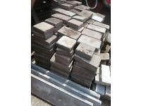 Tegula Paving block, 2x sizes