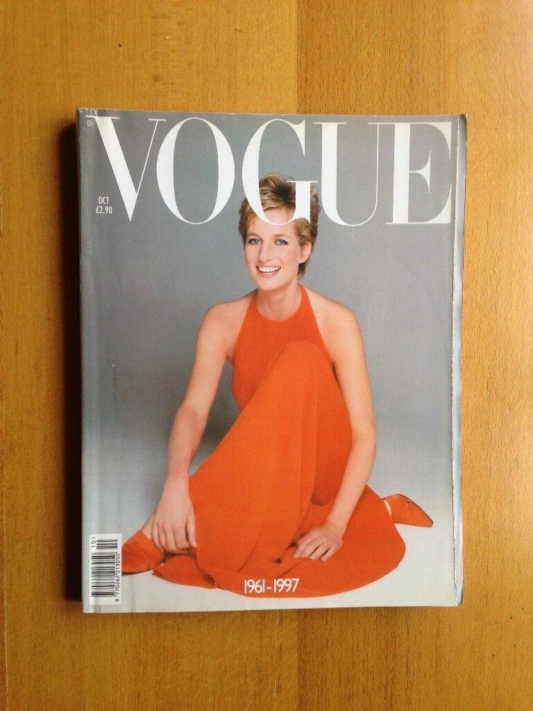 Collectible Vogue Magazines (1990-2004)