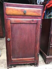 Vintage bedside cabinet with FREE DELIVERY PLYMOUTH AREA