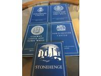 Vintage books / tour guides