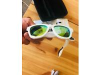 Zungle Panther Smart Sunglasses Built In Bone Conduction Speakers -