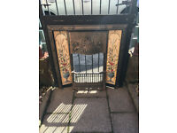 Stovax cast iron fireplace