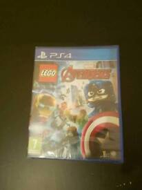Ps4 Lego Avengers ( New & Sealed )