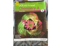 Chemistry OCR A level AS Textbook
