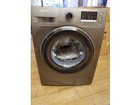 Samsung WW5000 Ecobubble WW70J5555FX 7Kg Washing Machine with 1400 rpm - Graphite - A+++ Rated