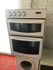 DOUBLE OVEN COOKER HOB