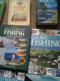 Fishing Books 10 number
