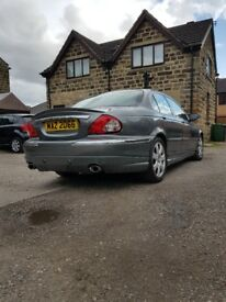 Jaguar x-type 2.5 spirit AWD