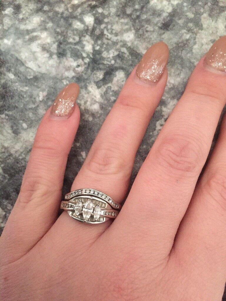 Beautiful engagement ring | in Rhiwbina, Cardiff | Gumtree