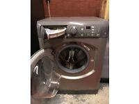 Hotpoint Washer/Dryer - Graphite, 7kg