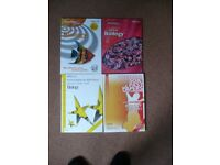 Standard Grade Biology books (4)