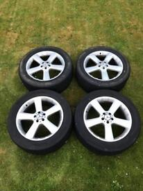 Mercedes GL/ML alloy wheels for sale