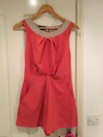 Play suit size 8