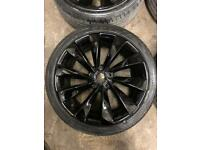 Vw,Skoda,seat,Audi 18 inch interlagos turbine alloy wheels,