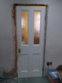 2 Used Doors