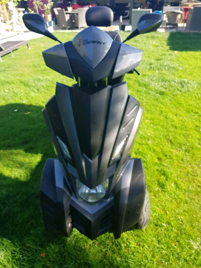 Mobility scooter 2017 8mph king cobra | in Nottingham, Nottinghamshire |  Gumtree