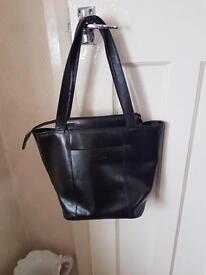 Large leather Radley bag