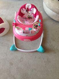 Disney Minnie Mouse walker
